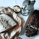 Plumcake di pane al caffè
