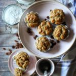 Muffin senza glutine e senza zucchero