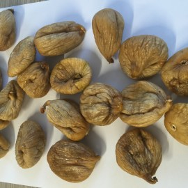 dried figs 2018 crop evaluation