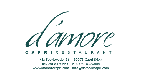 Restaurant D'Amore Capri