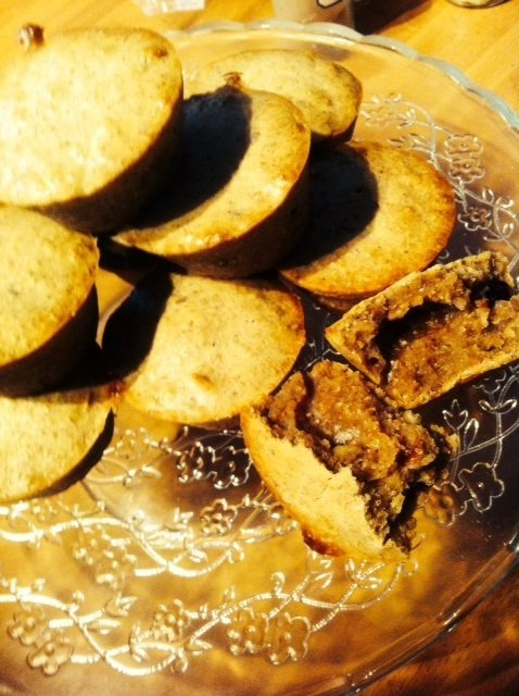 Cranberry vanille ontbijtmuffins meergranen muffins ontbijt vervanger homemade