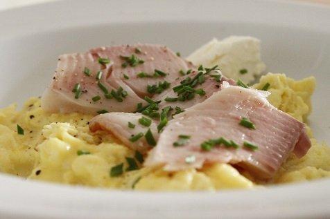 Scrambled eggs recept