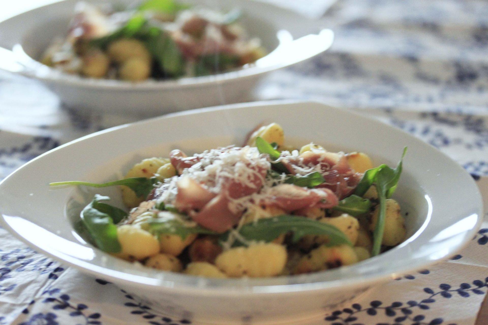 Gnocchi met truffel recept Foodblog Foodinista