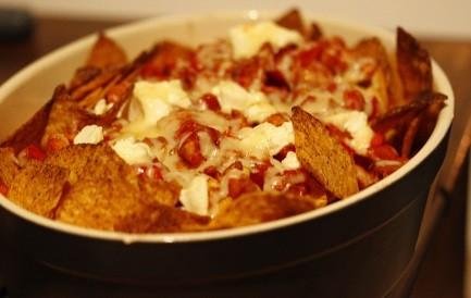 nachos met kip recept foodblog Foodinista