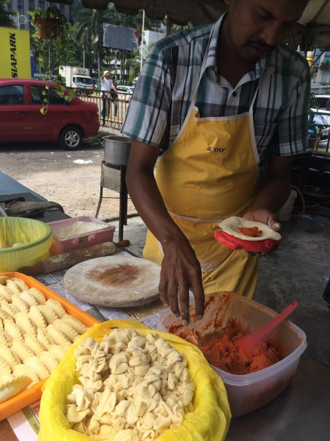 Foodtour Kuala Lumpur