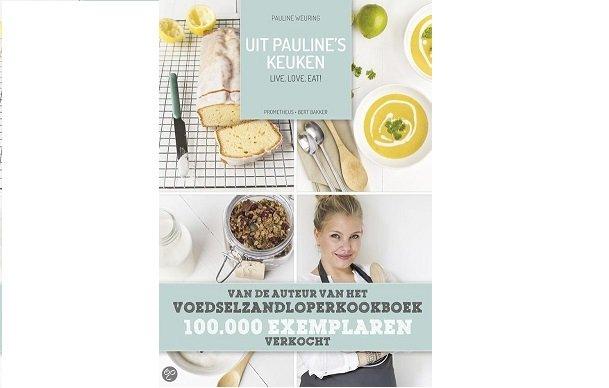 Kookboeken in februari Nieuw kookboek Pauline Weuring foodblog foodinista tips