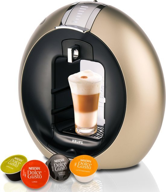 Koffie tag Foodblog Foodinista favoriete koffie Dolce Gusto
