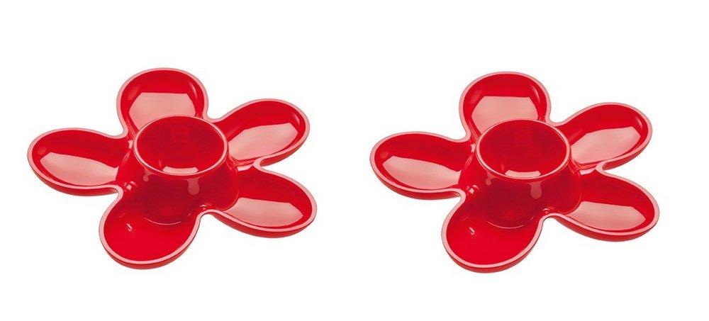 Koziol bloem eierdopjes online shoppen