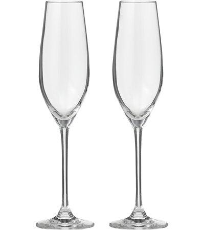 Moederdagcadeau onder tien Euro champagneglazen