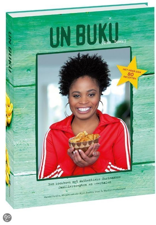 September kookboek tip foodblog Foodinista buku surinaams kookboek