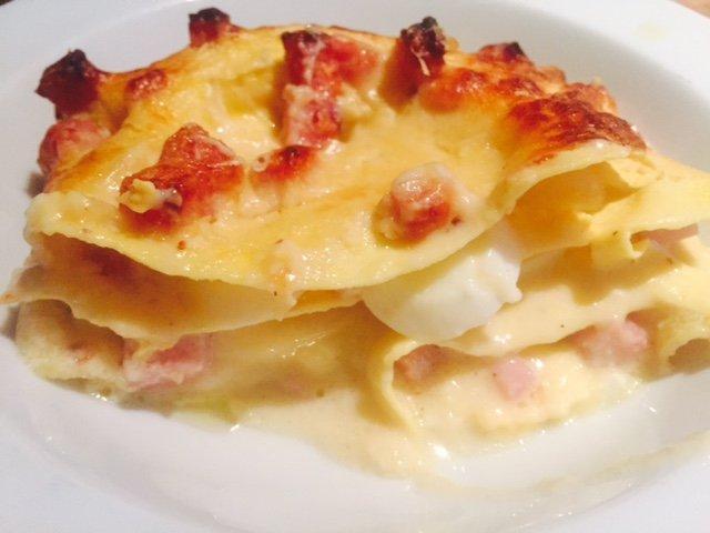 Ham Kaas Ei Lasagne Recept Foodblog Foodinista