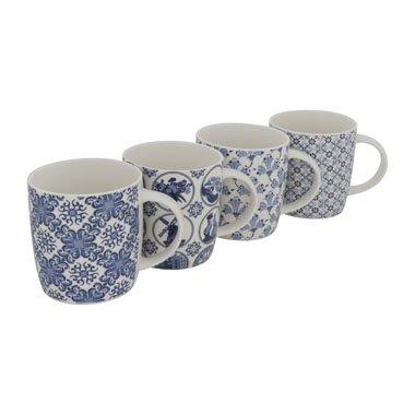 Delfts blauw koffiemokken cadeau tips