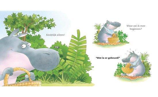 Gulzige gierige hippo kinderboek review blog Foodinista winactie