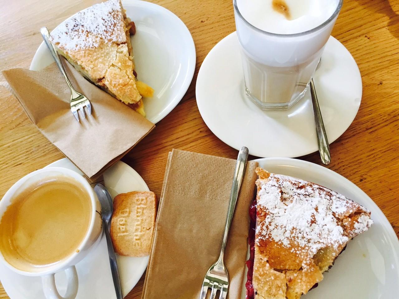 Restaurant tips in Maastricht Vlaai eten bij de tappijnkazerne in Maastricht