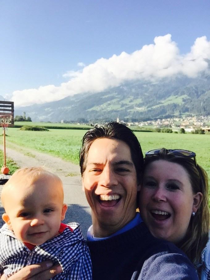 Marktplaatsmomenten reizen naar Oostenrijk en Italië autopech onderweg