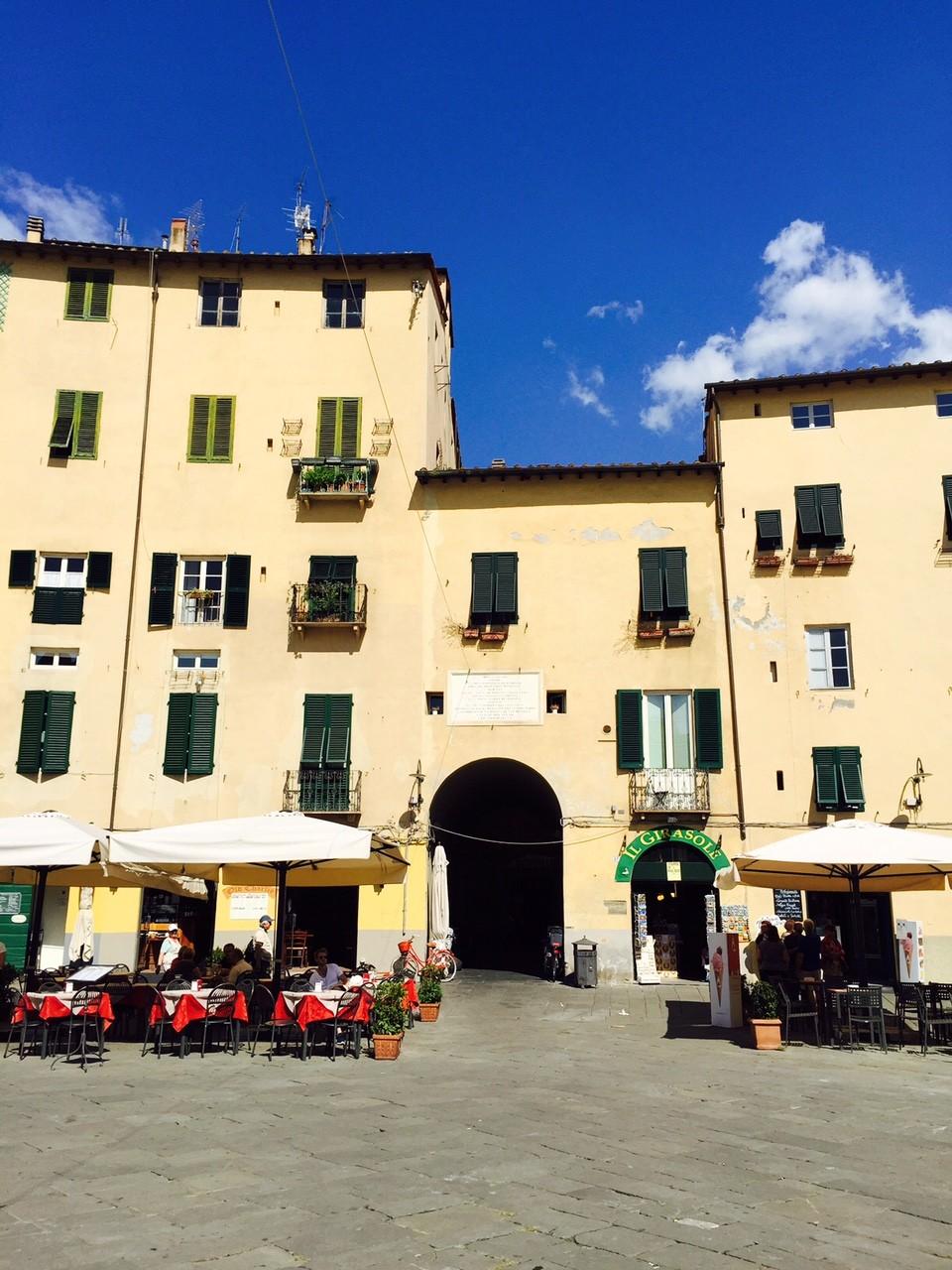 Dagje in Lucca reistips in Italië van Foodblog Foodinista