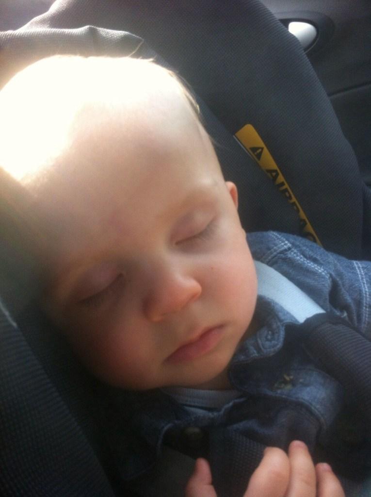 Reizen met een baby naar Oostenrijk en Italië