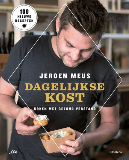 Dagelijkse kost Jeroen Meus kookboek review foodblog Foodinista