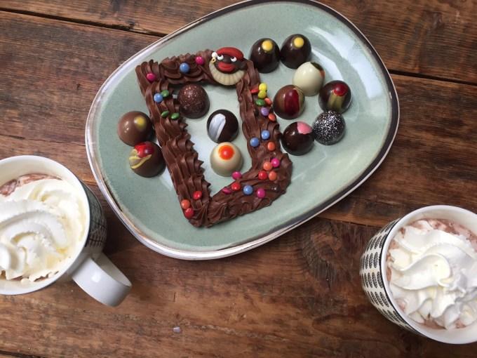 November Dagboek foodblog Foodinista foodpost Chocolade van chocoladebezorgd