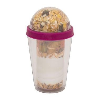 Yoghurtbeker met granola budget Sinterklaascadeautjes foodblog Foodinista