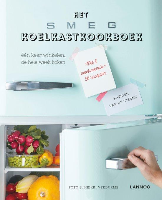 Budget kookboeken tips SMEG Koelkast kookboek foodblog Foodinista