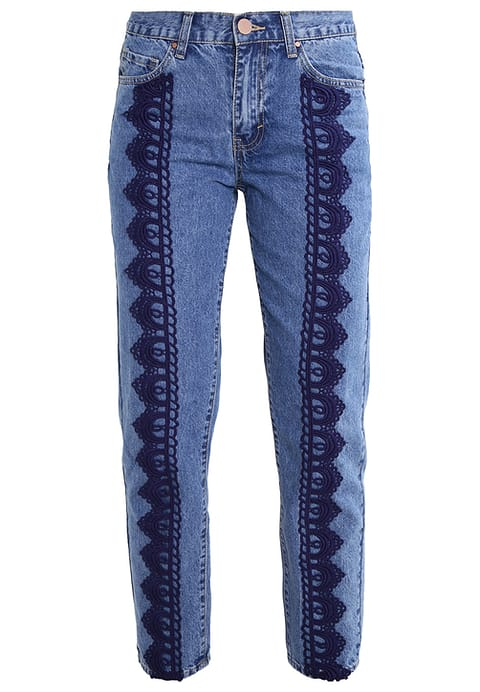 Zomerse broderie Jeans Zomerse jeans shoptips van blog Foodinista