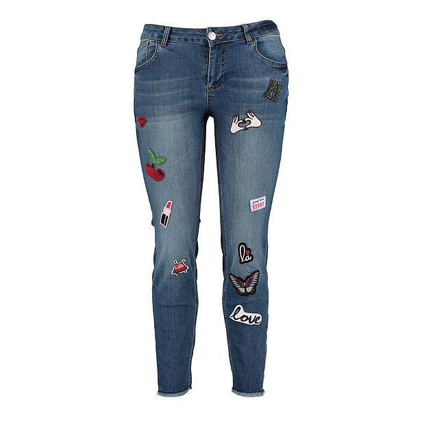 Padded jeans curved sizes shoptip