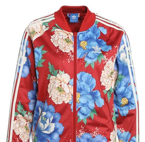 Adidas bloemen bomberjack Happy Musthaves April Dress to Impress favorieten blogger Foodinista