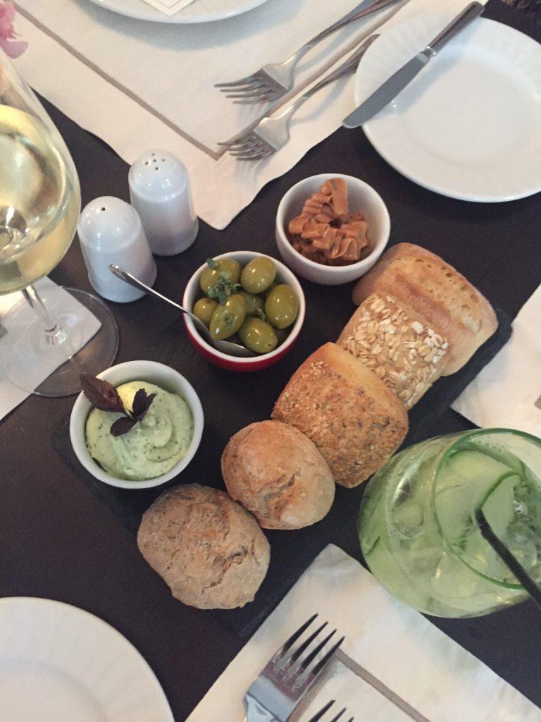 Dineren bij Grecotel Pallas Athena in Athene Griekenland Foodblog Foodinista