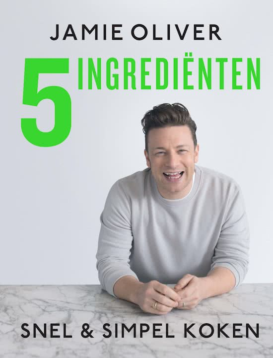 Kookboeken om van te smullen Jammie Oliver 5 Ingrediënten Foodblog Foodinista kookboeken tips