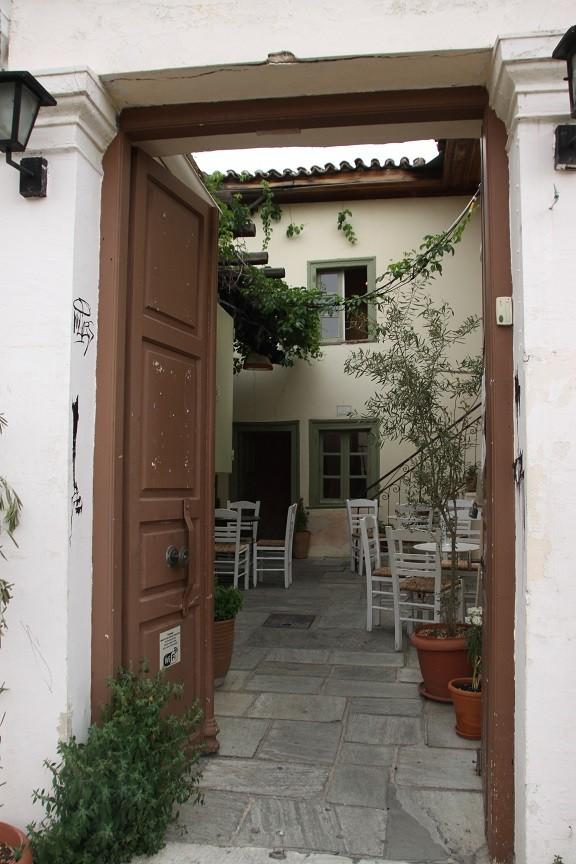 Knusse restaurantjes in Athene Griekenland Foodblog Foodinista