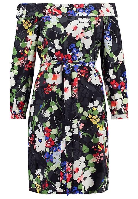 Zwart jurkje met bloemen zomerse zwarte jurkjes met korting Dress to Impress