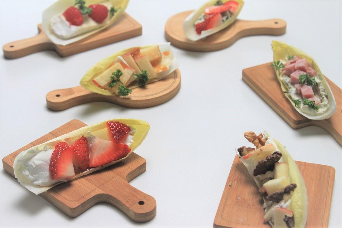 Witlofschuitjes inspiratie recepten met kaas variaties van Foodblog Foodinista