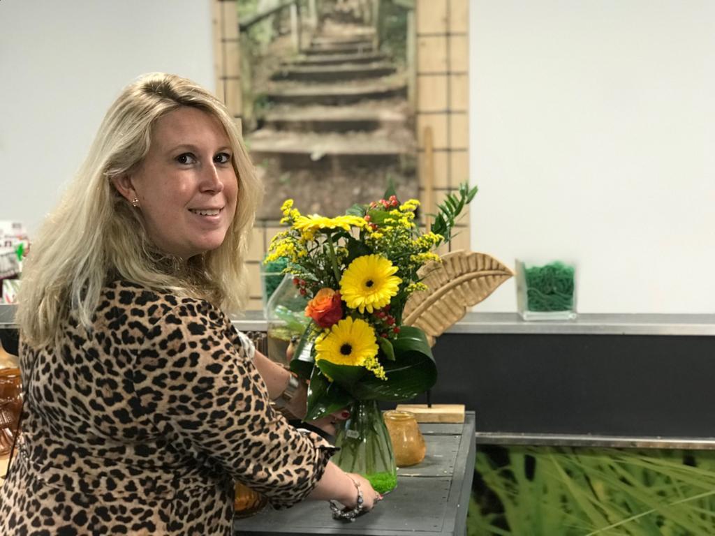 Bloemen kopen in Tilburg bij Groenrijk uitjes tips van Foodblog Foodinista