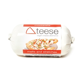 CHEESE SUB, MOZZARELLA LOG VEGAN GLUTEN-FREE TFF PLASTIC