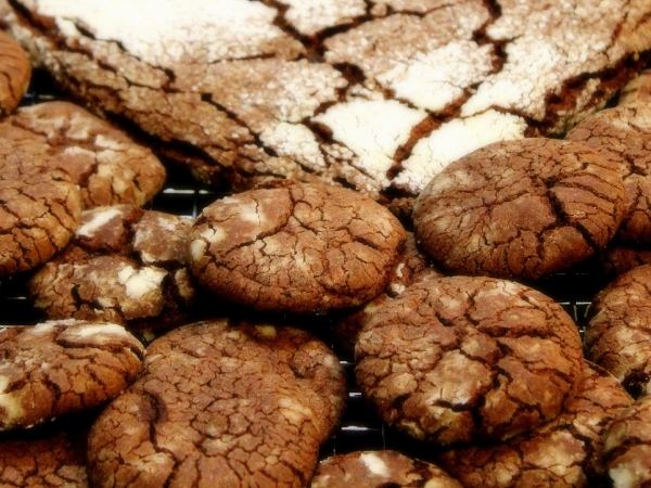 crackled cookies3