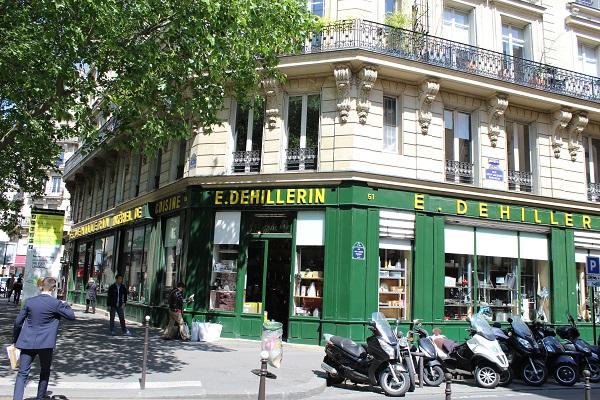 E Dehillerin Shop