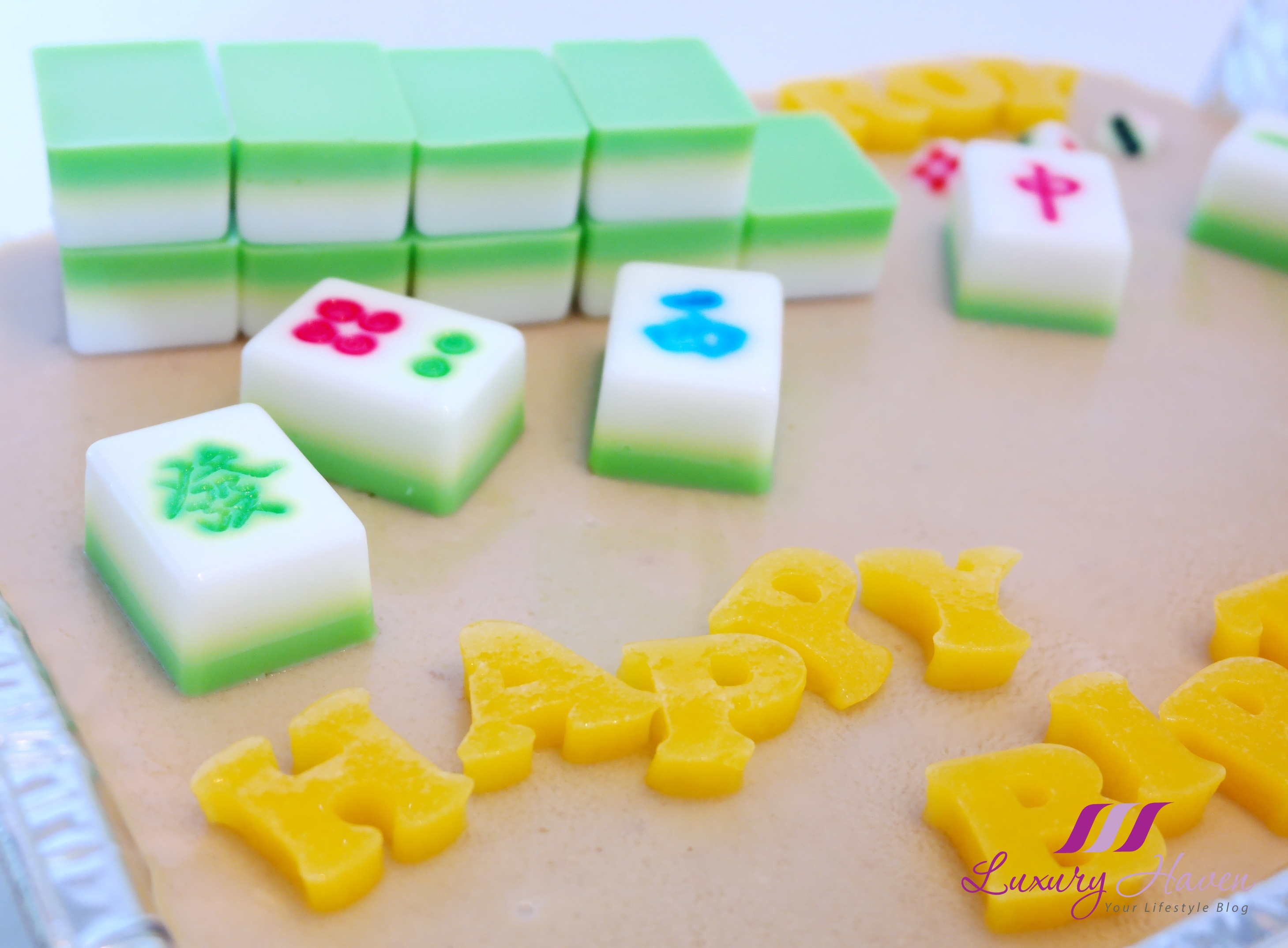 recipes cooking tips and food news mahjong agar cake