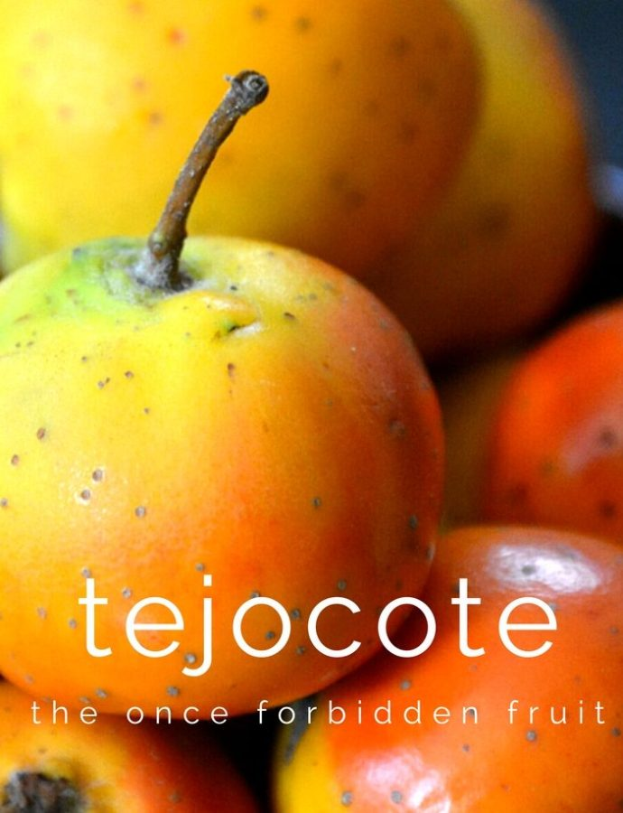 Tejocote: A Little Well-Known Mexican Delicacy