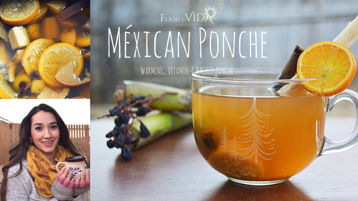 Mexican Ponche