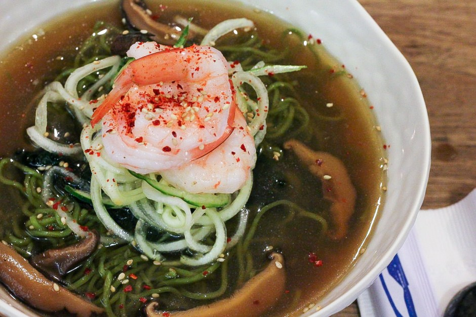 Foodjournies - Mokbar - Seaweed Shrimp Ramen