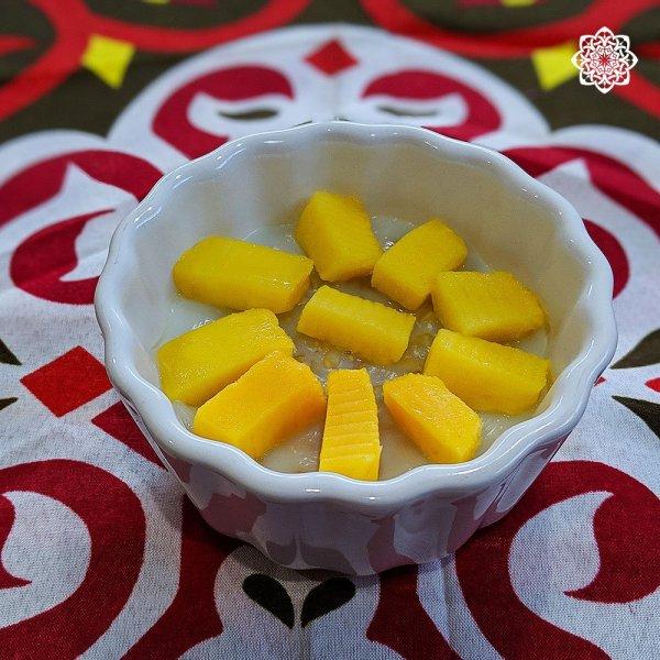 Egyptian-Wheat-Pudding-Ashura-Mango