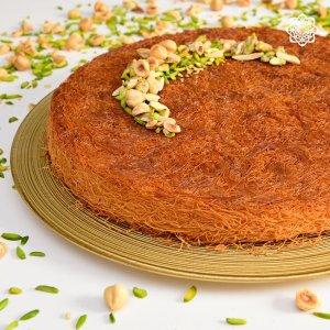 Egyptian/Middle Eastern Dessert - Classic Kunafa