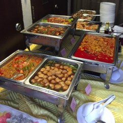 Catering Buffet Set Up Diagram Cat5e Wiring A Or B Food Singapore