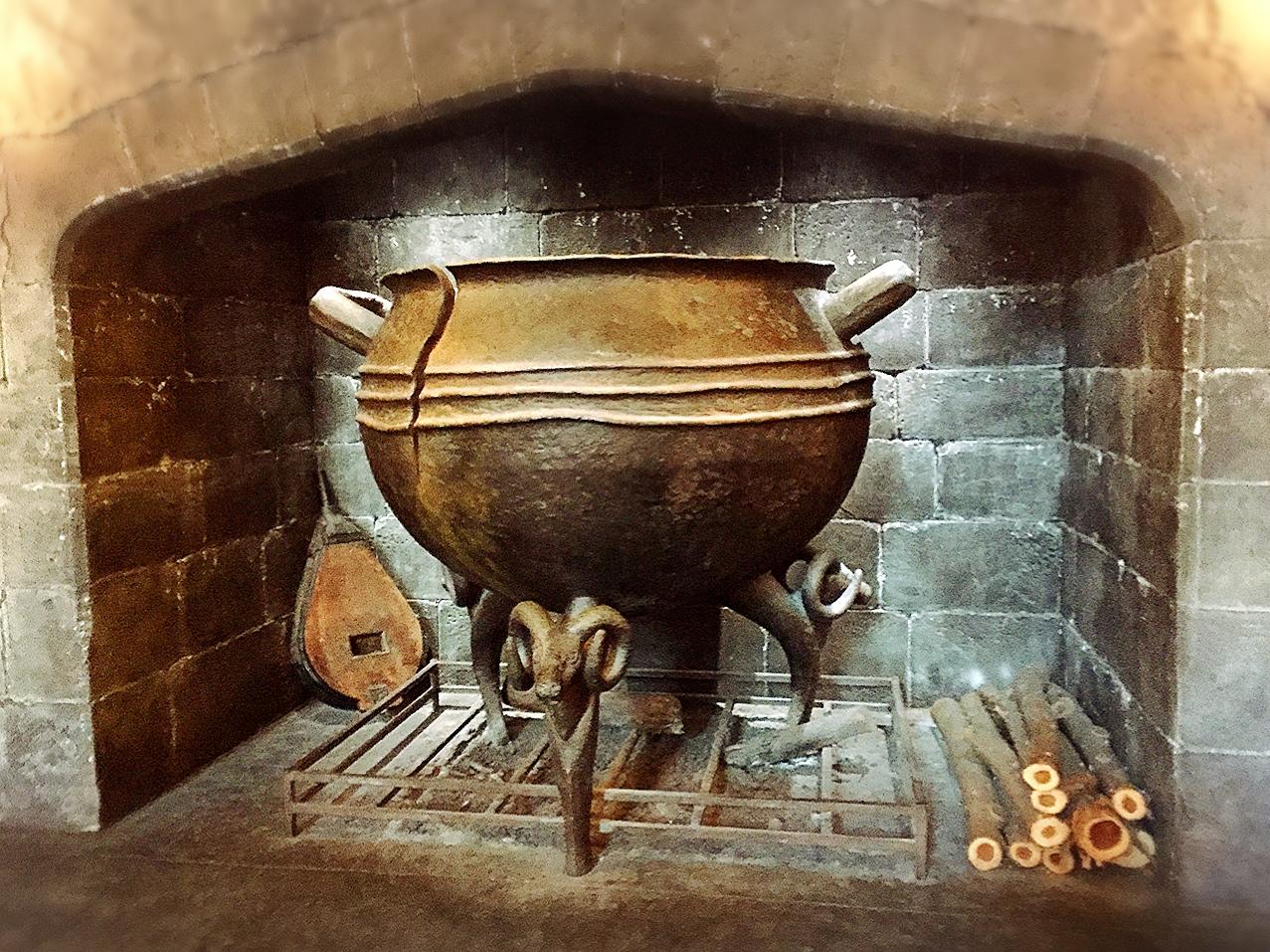Leaky Cauldron Food Lover Girl