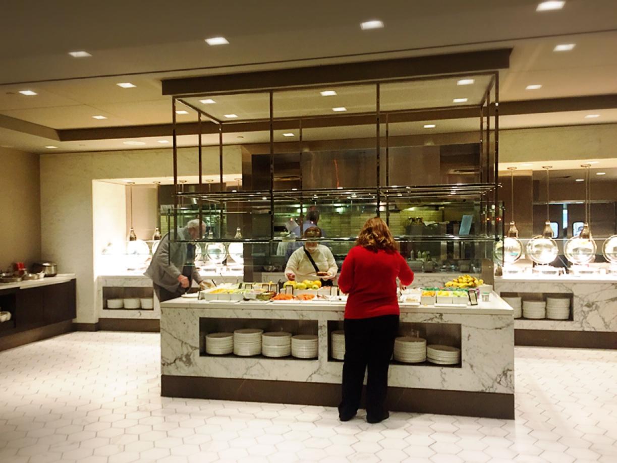 Really Nice Kitchens herb n' kitchen @ hilton midtown – food lover girl
