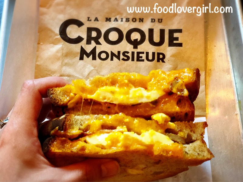 Credenza La Maison : La maison du croque monsieur u2013 food lover girl