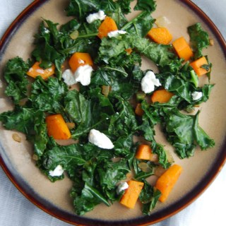 Kale-butternutsquash-goatcheese