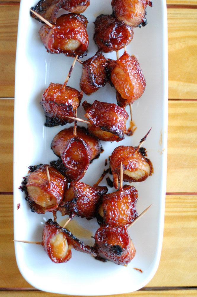 Water chestnuts recipe