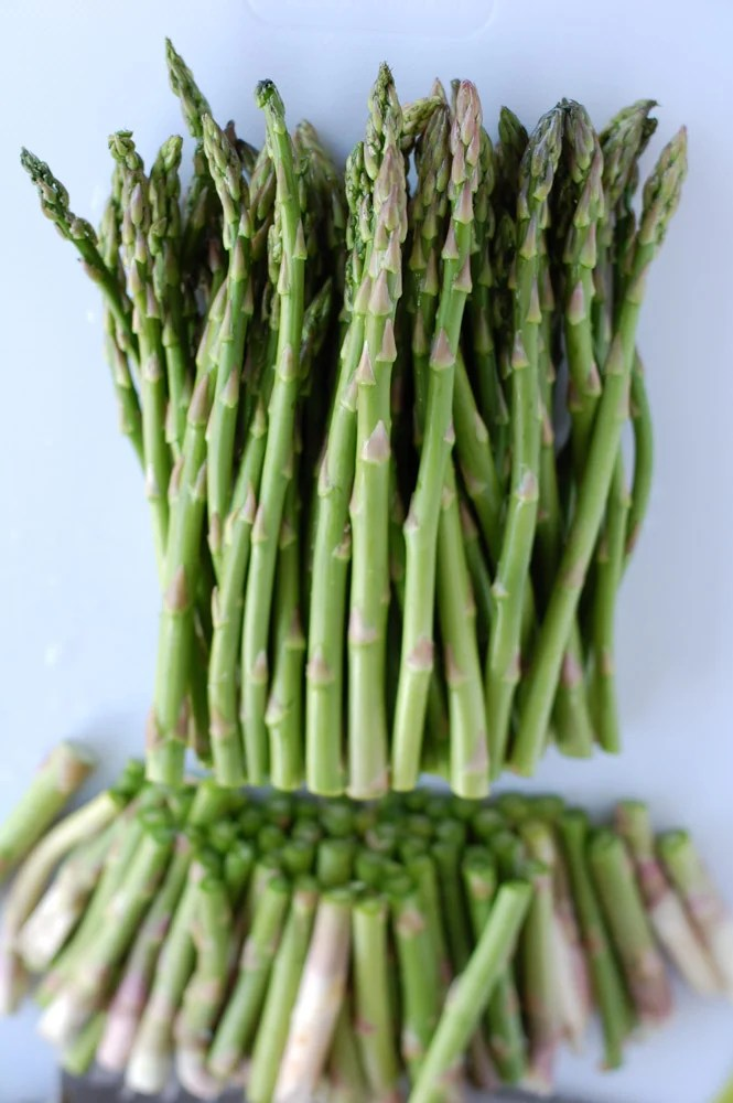 easy asparagus recipes